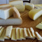 Pecorino a latte crudo della provincia di Siena