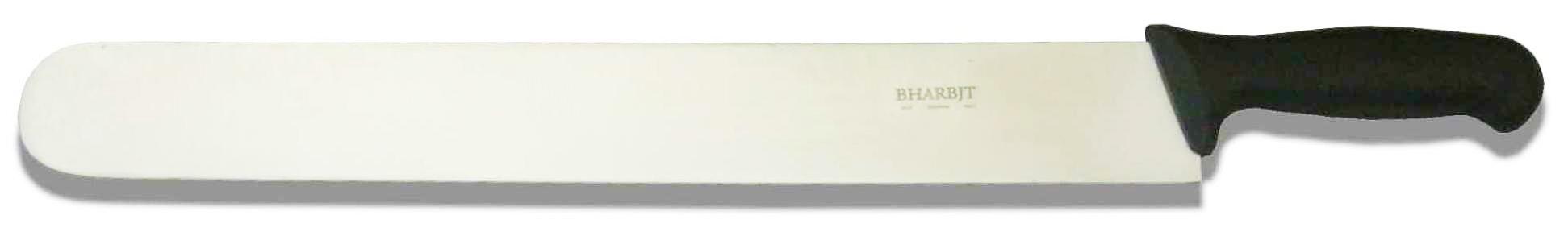 Coltello per formaggio a pasta semidura grande formato