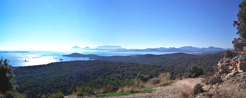 Panorama in Sardegna