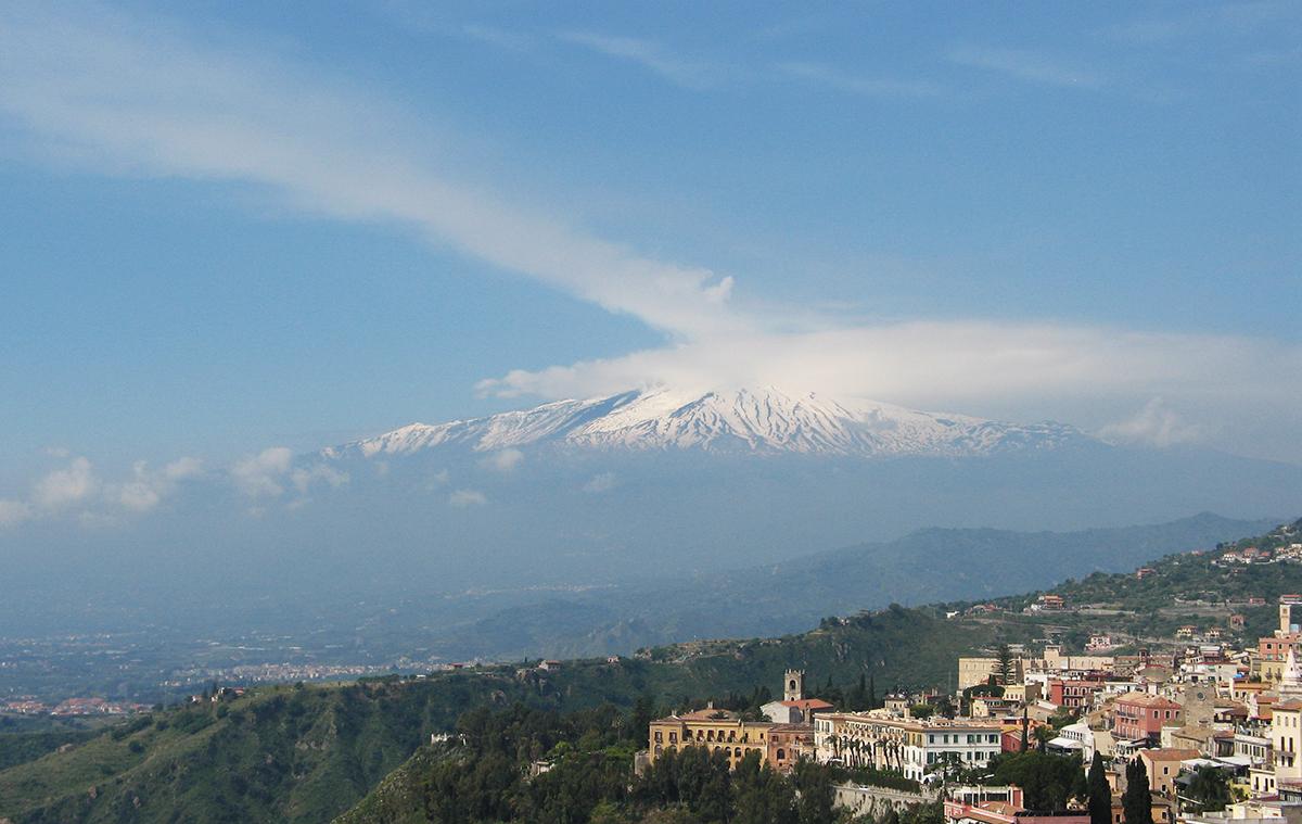 Sicilia, l'Etna