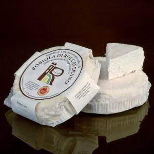 Robiola di Roccaverano Dop (foto copyright Tamellini srl)