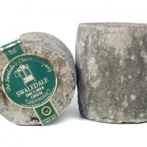 Swaledale ewes cheese D.O.P.
