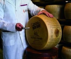 Parmigiano: il controllo
