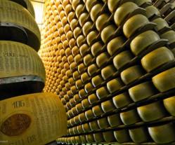 Parmigiano: scalera