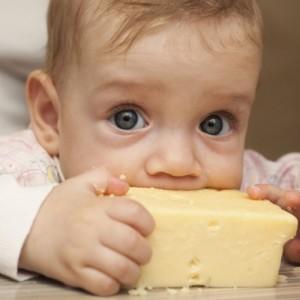 I bambini e il formaggio, un rapporto tutto da scoprire