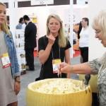 Parmigiano Reggiano, vola l'export negli Usa: +74%