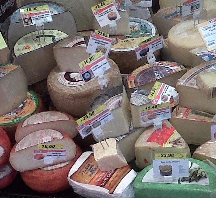 Come riconosciamo un buon formaggio?