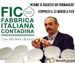Michele Grassi degustazione