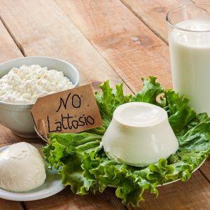 Il lattosio nel latte e nei formaggi