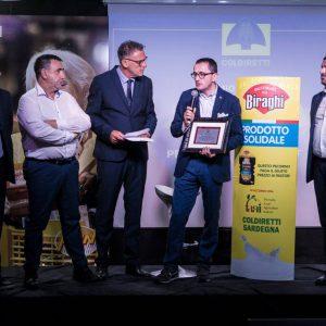 Il Premio Sardo 100% alla Biraghi