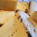 L'Italia è tra i primi tre produttori di formaggi dell'Unione europea