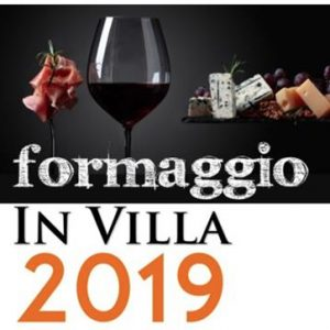 Formaggi in Villa 2019