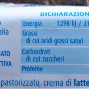 Origine degli ingredienti in etichetta