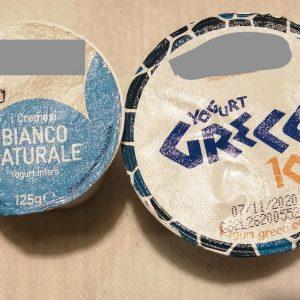 Yogurt: greco o tradizionale?